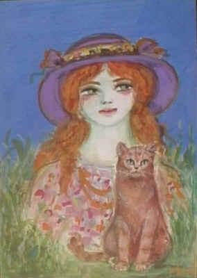 Felicita Frai: la pittrice delle donne